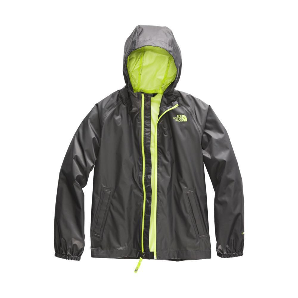 The North Face Boys Zipline Rain Jacket GREY_044