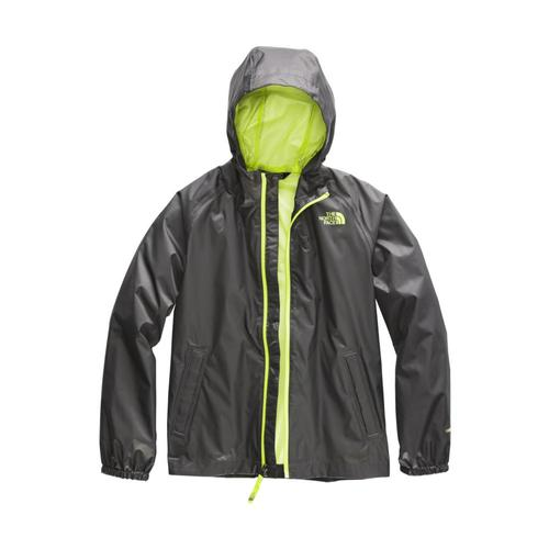 The North Face Boys Zipline Rain Jacket Grey_044