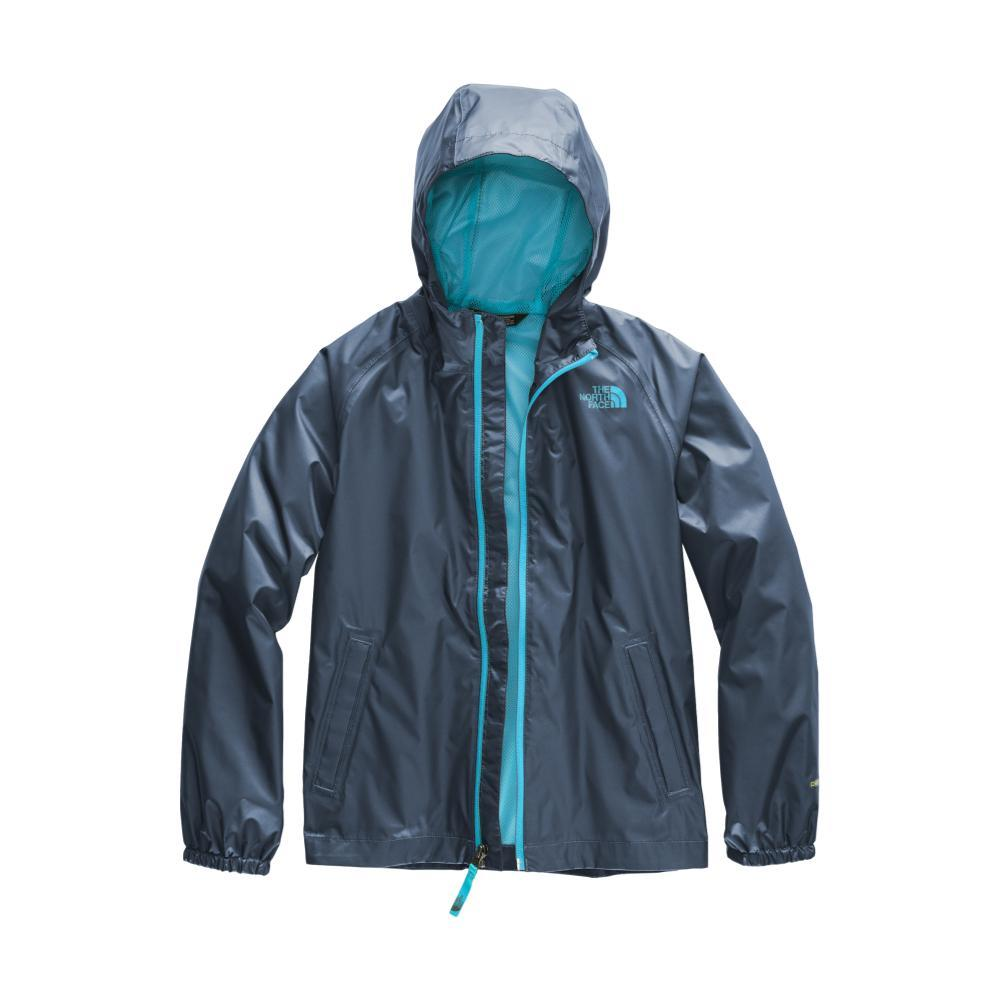 The North Face Boys Zipline Rain Jacket SHDBLU_HDC