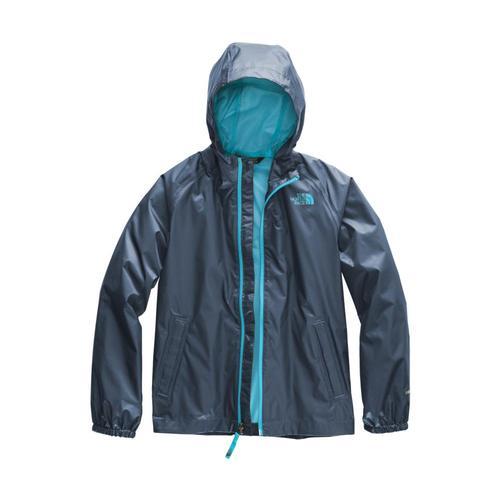 The North Face Boys Zipline Rain Jacket Shdblu_hdc