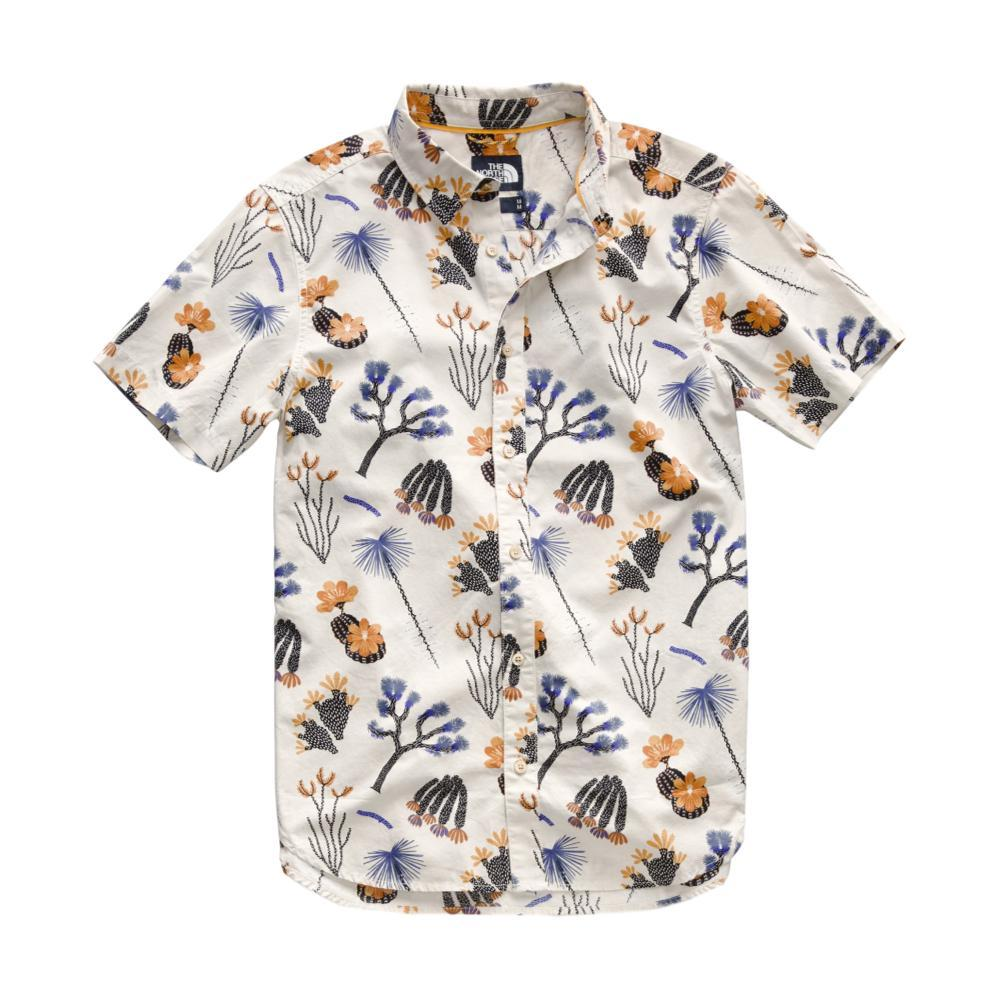 The North Face Men's Short Sleeve Bay Trail Shirt 9XE_YELL