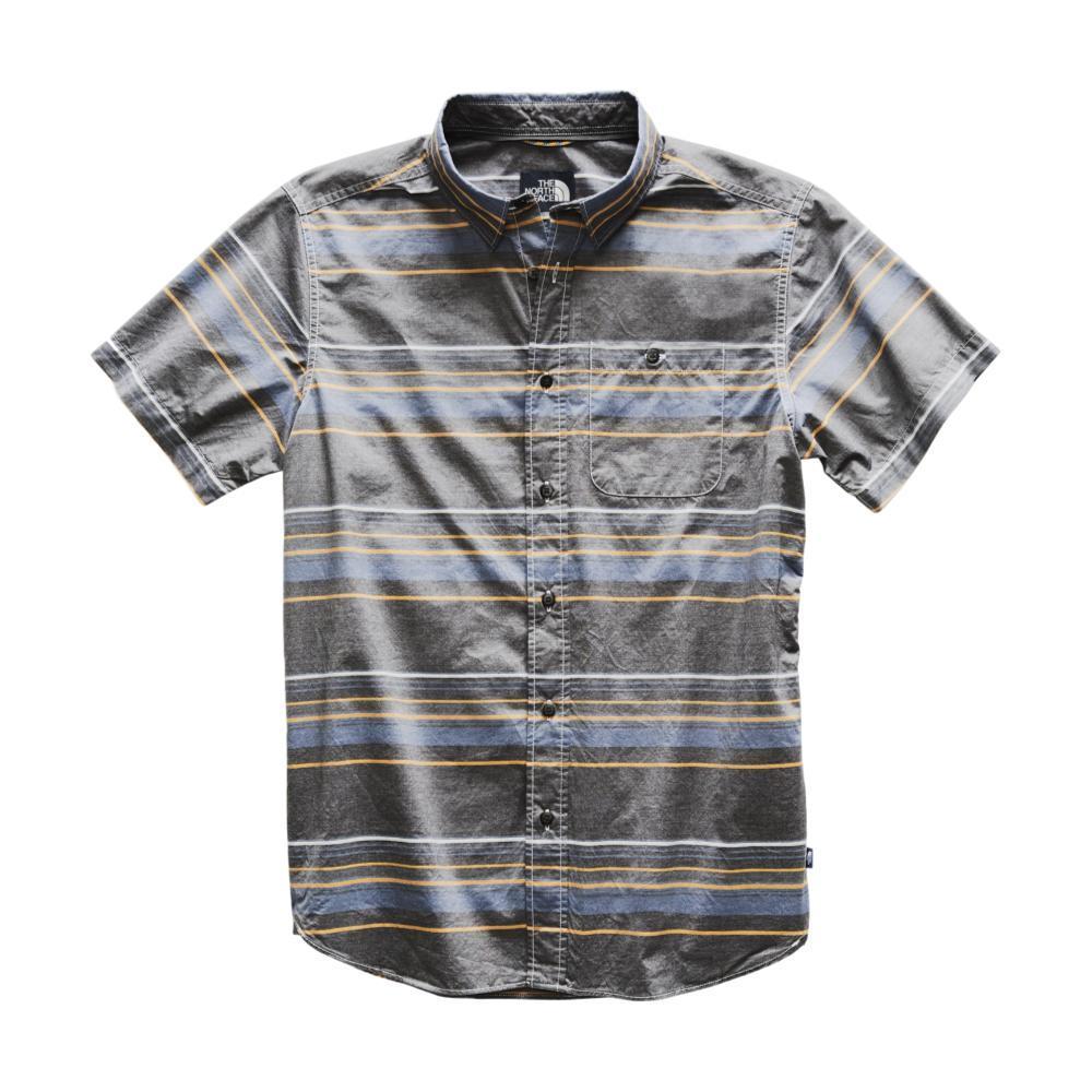 The North Face Men's Short Sleeve Buttonwood Shirt 9SQ_BLK