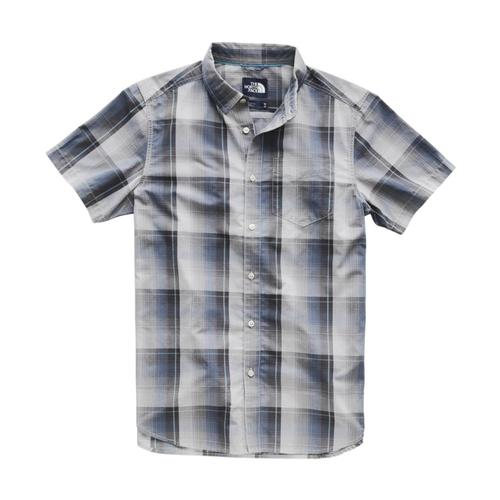 The North Face Men's Short Sleeve Hammetts Shirt 9rp_gry