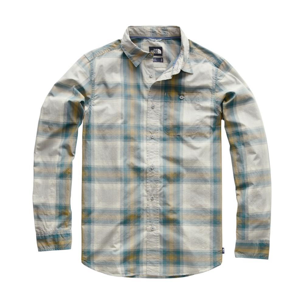 The North Face Men's Long Sleeve Buttonwood Shirt 9SE_WHI