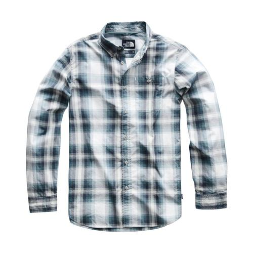 The North Face Men's Long Sleeve Buttonwood Shirt 9sg_bwhi