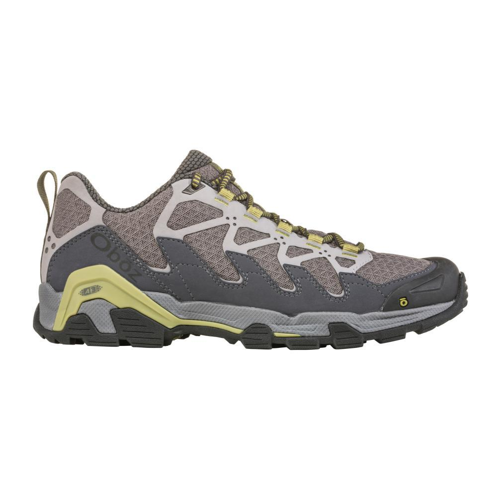 Oboz Men's Cirque Low Hiking Shoes PEWTR.GRN