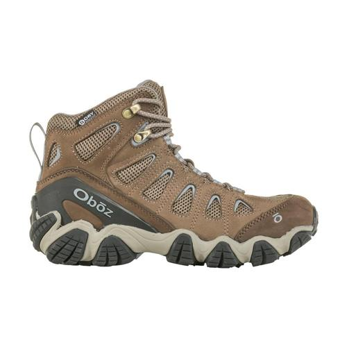 Oboz Women's Sawtooth II Mid Waterproof Hiking Boots Brind.Blu