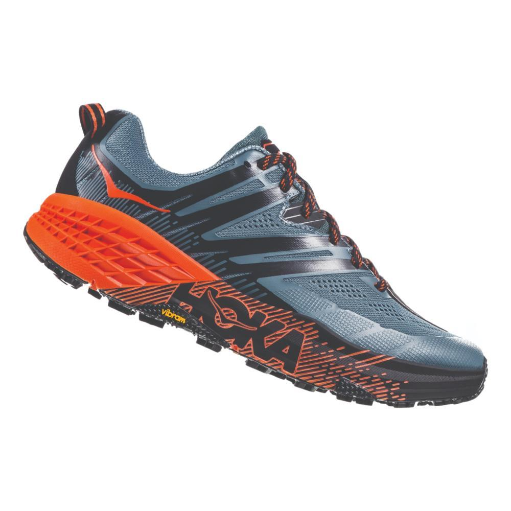 HOKA ONE ONE Men's Speedgoat 3 Trail Running Shoes STWTH.TANG_SWTT