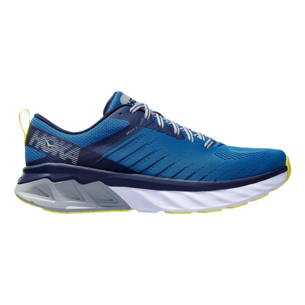 HOKA ONE ONE Men's Arahi 3 Road Running Shoes BLUSAP_BSMI