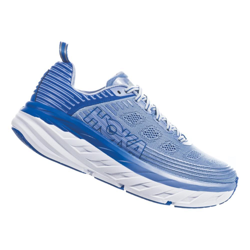 HOKA ONE ONE Women's Bondi 6 Running Shoes SERNTBLU_SPCB
