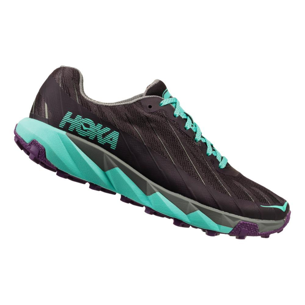 HOKA ONE ONE Women's Torrent Trail Running Shoes NIRON.SGRY_NISG