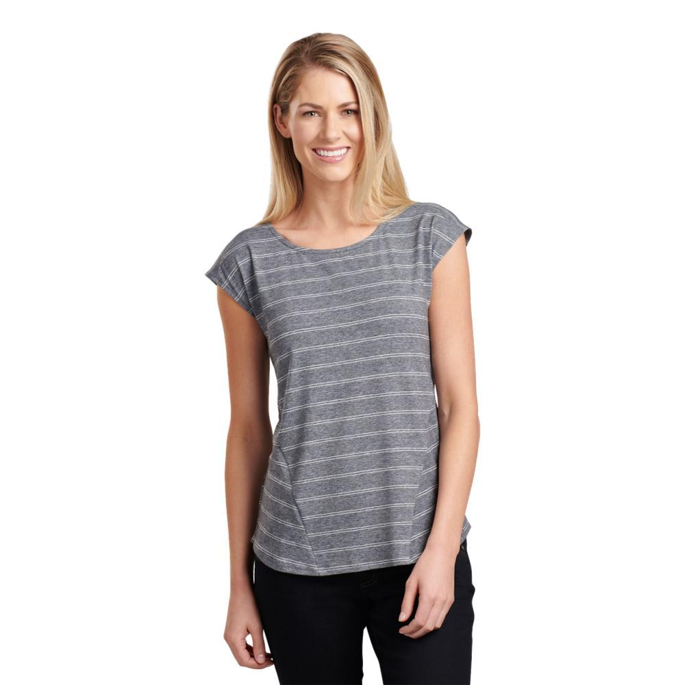 KUHL Women's Laurel Short Sleeve Shirt ABYSS