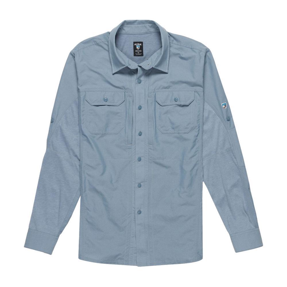 KUHL Men's Airspeed Long Sleeve Shirt BLUESTN
