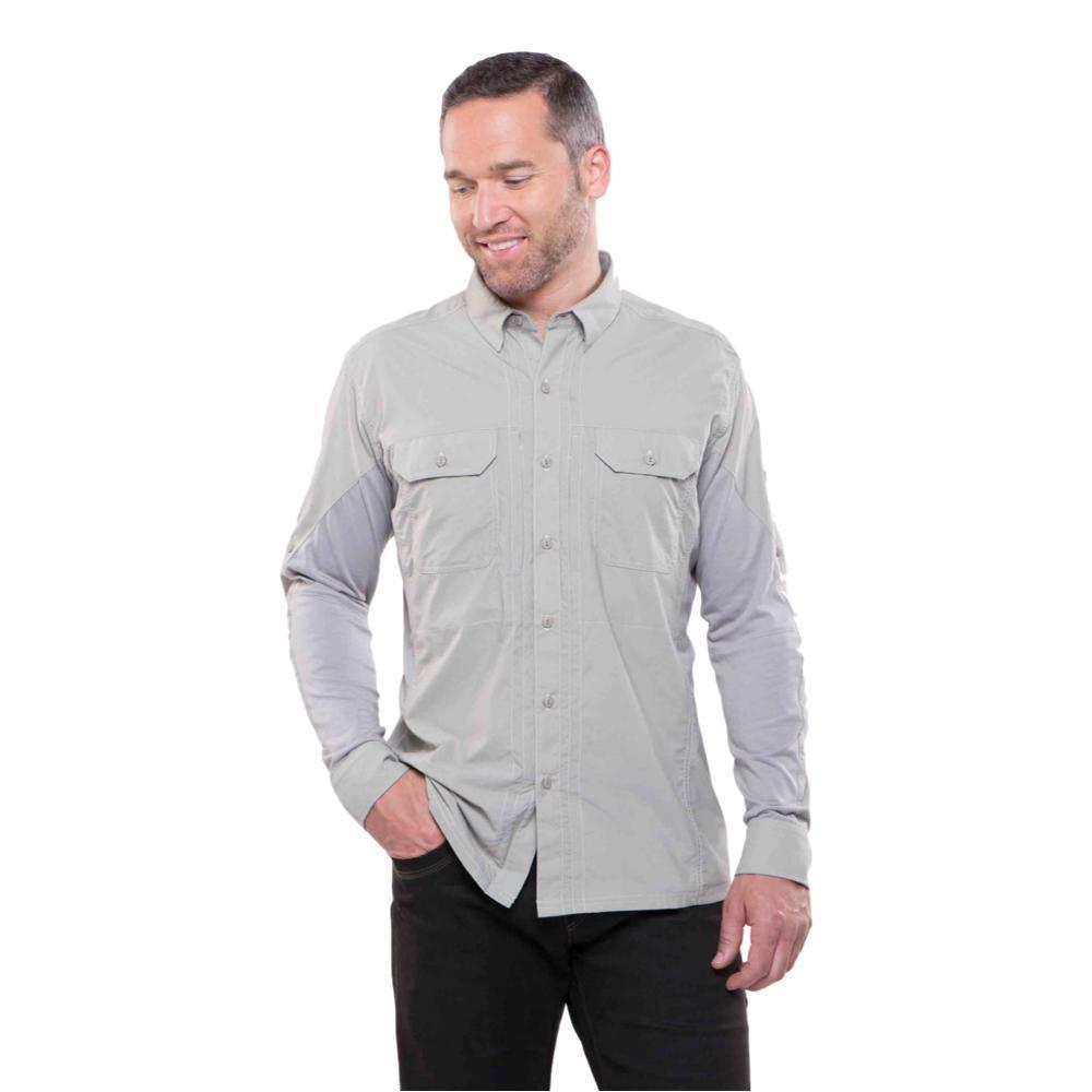 KUHL Men's Airspeed Long Sleeve Shirt KHAKI