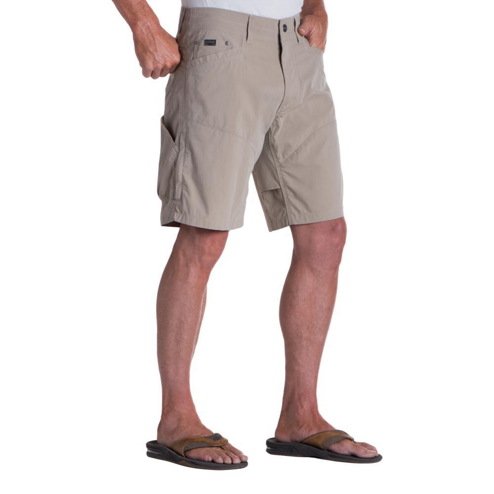 KUHL Men's Konfidant Air Shorts - 8in DESKHAKI