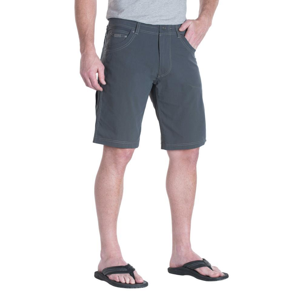 KUHL Men's Radikl Shorts - 10.5in CARBON