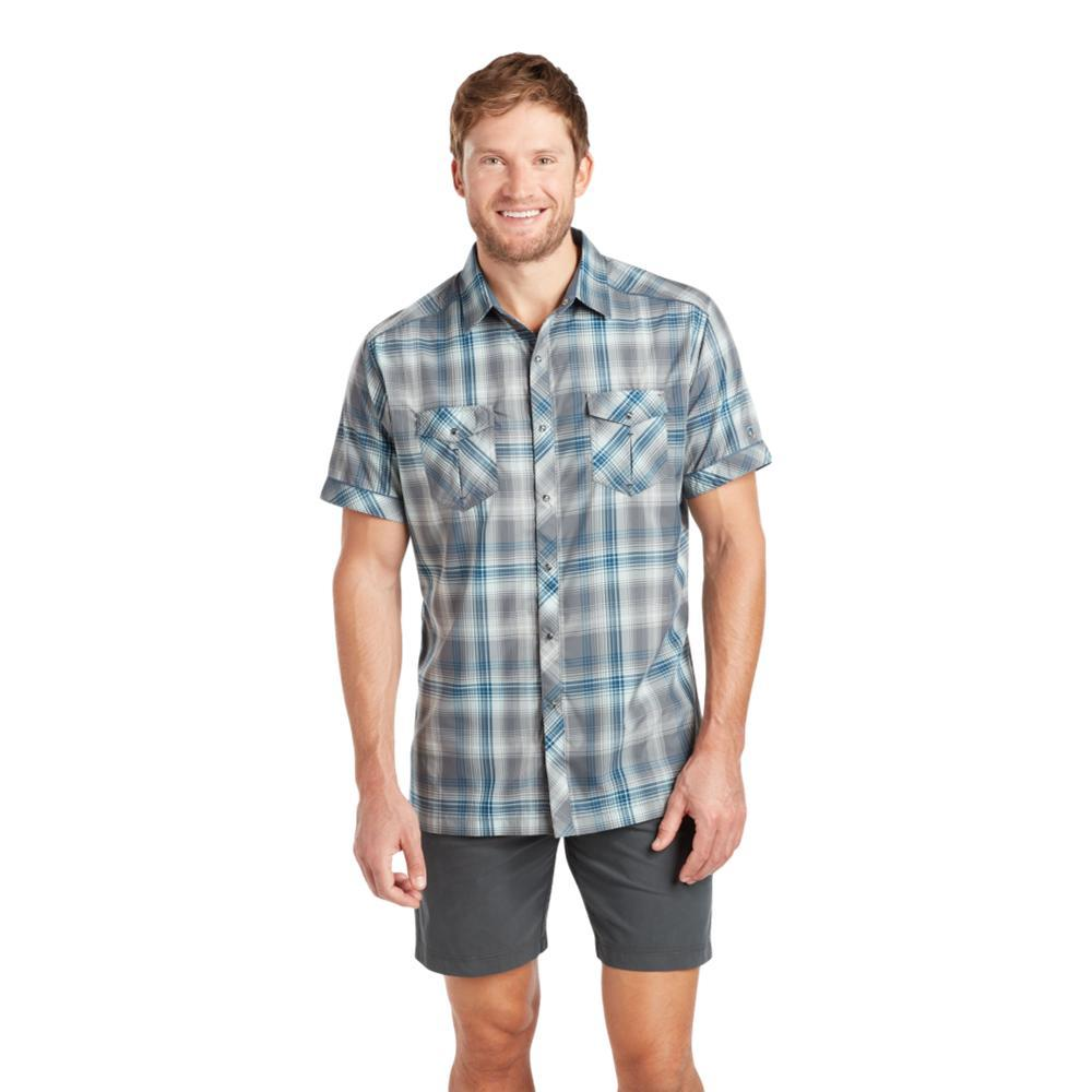 KUHL Men's Konquer Short Sleeve Shirt RESTSEA