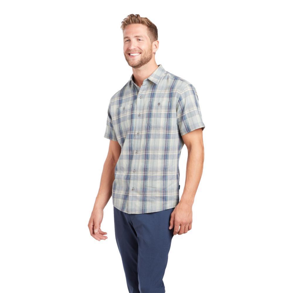 KUHL Men's Skorpio Klassik Shirt HARBOR