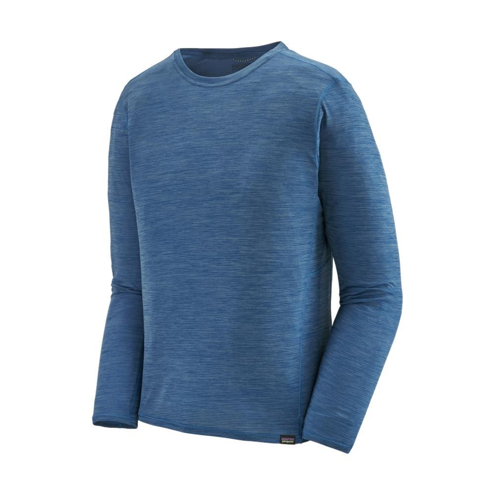 Patagonia Men's Long Sleeved Capilene Cool Lightweight Shirt SUBLU_SUPX