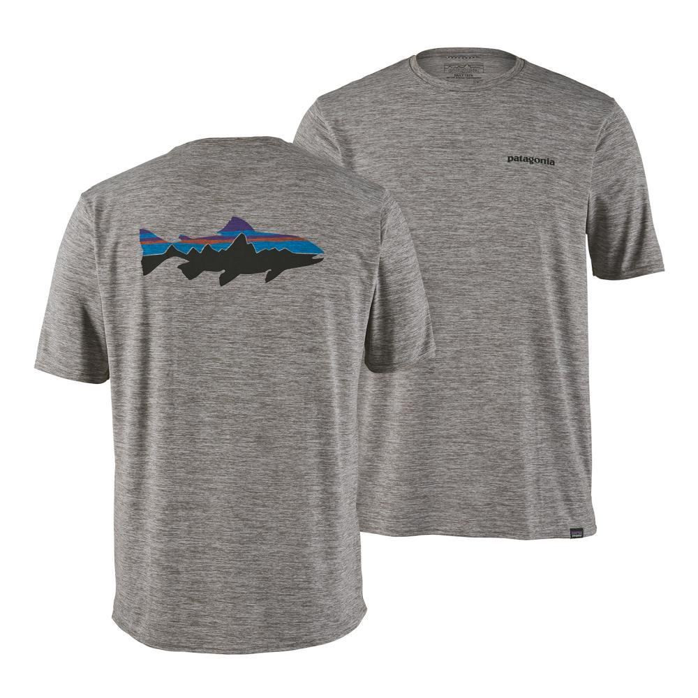Patagonia Men's Capilene Cool Daily Graphic Shirt FHY