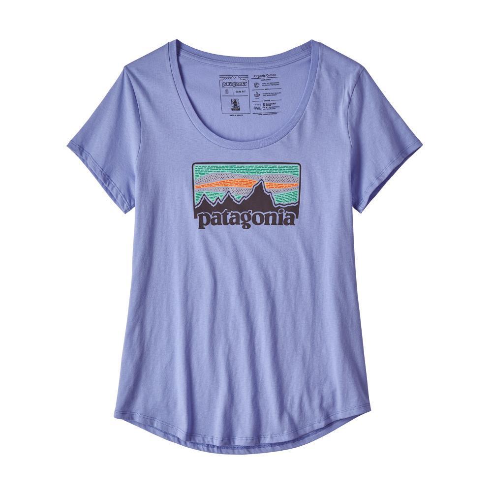 Patagonia Women's Solar Rays '73 Organic Scoop T-Shirt LVBL