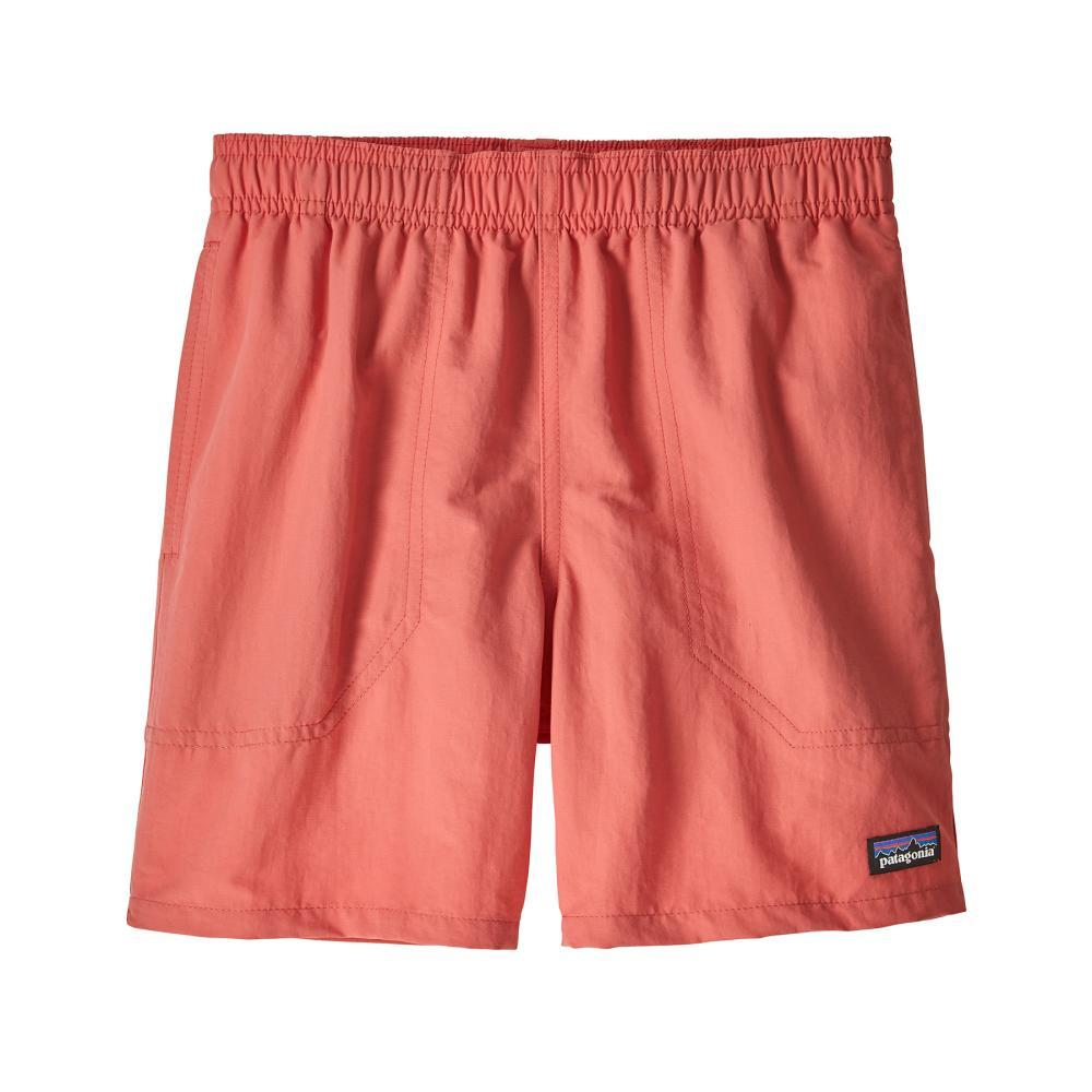 Patagonia Boys Baggies Shorts – 5in CORAL_SPCL