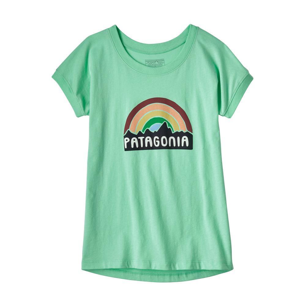 Patagonia Girls Graphic Organic T-Shirt VRNBW_FRRV