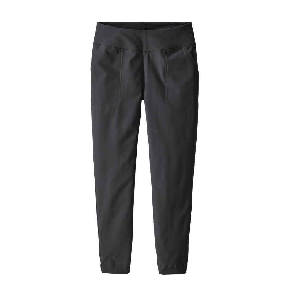 Patagonia Women's Happy Hike Studio Pants BLK_BLACK