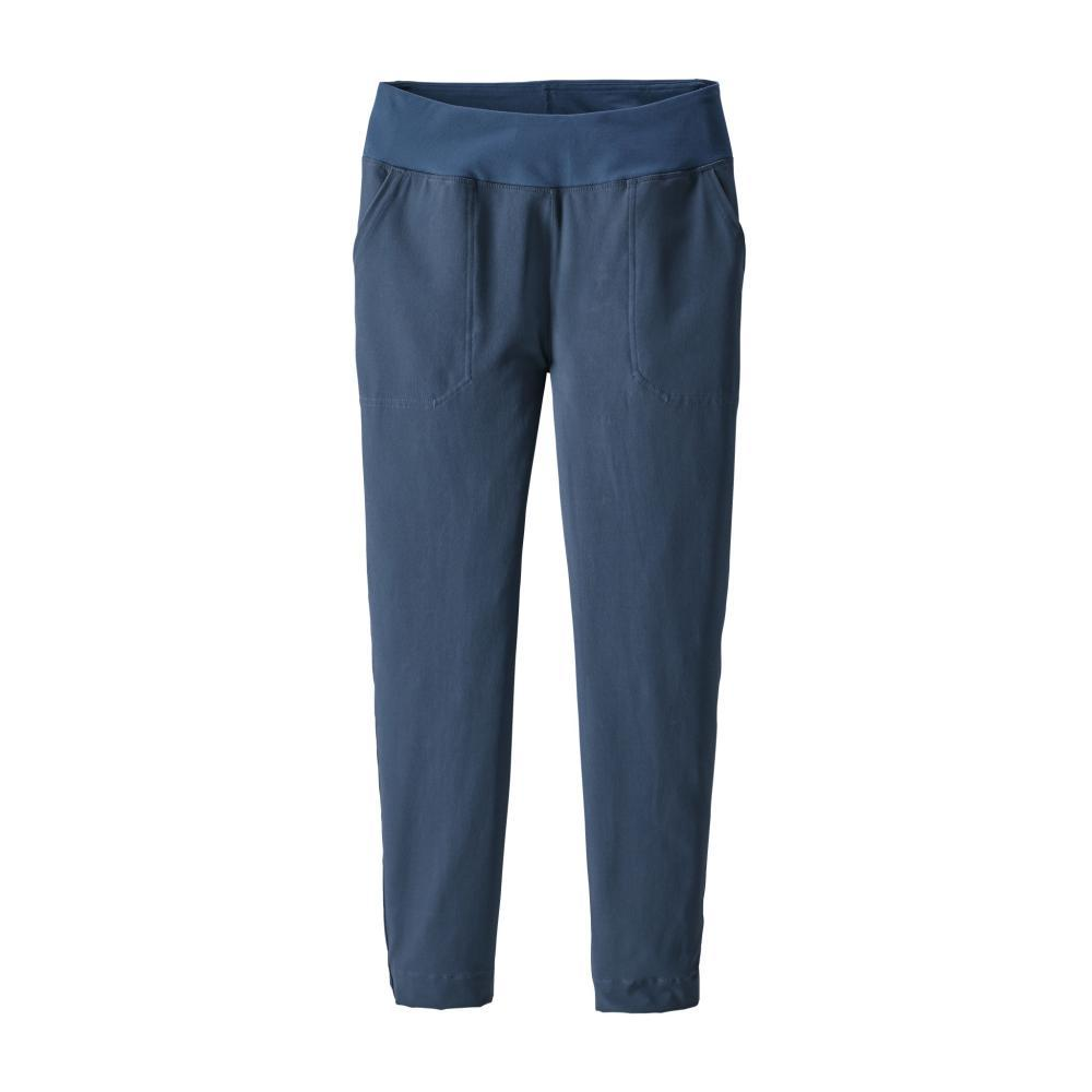 Patagonia Women's Happy Hike Studio Pants SNBL_BLUE