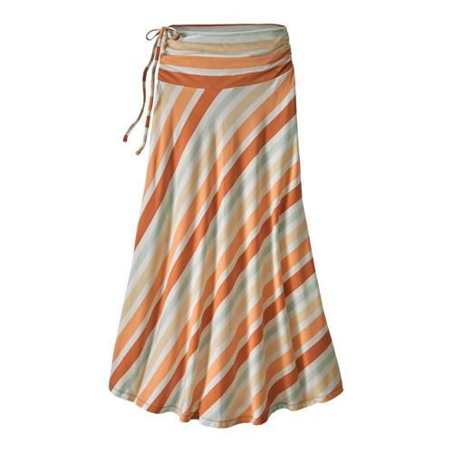 Patagonia Women's Kamala Maxi Skirt Wrso_ornge