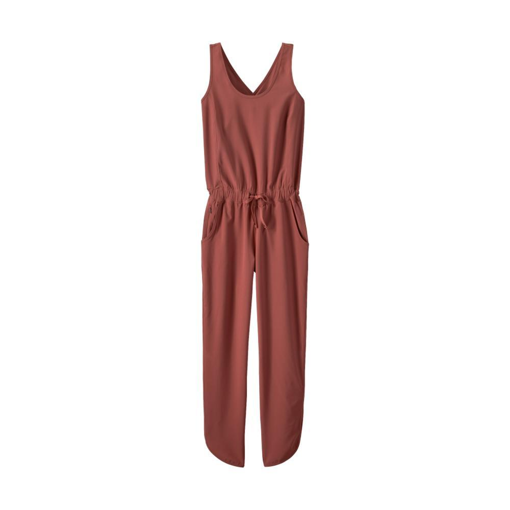 Patagonia Women's Fleetwith Romper RED_SPRE