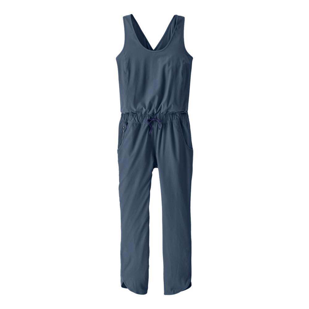Patagonia Women's Fleetwith Romper SNBL_BLUE