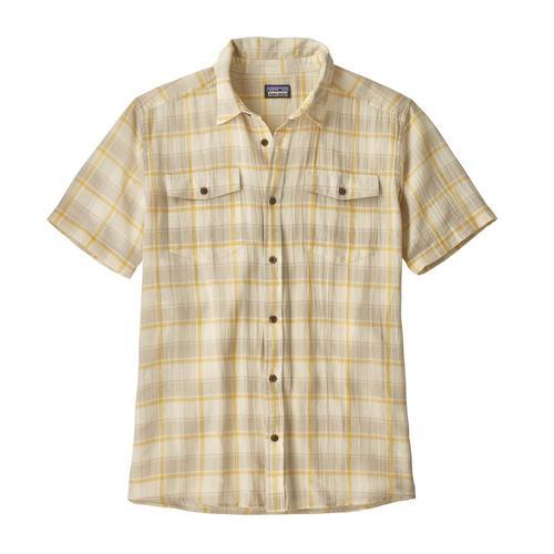 Patagonia Men's Steersman Shirt Ppsy_yello