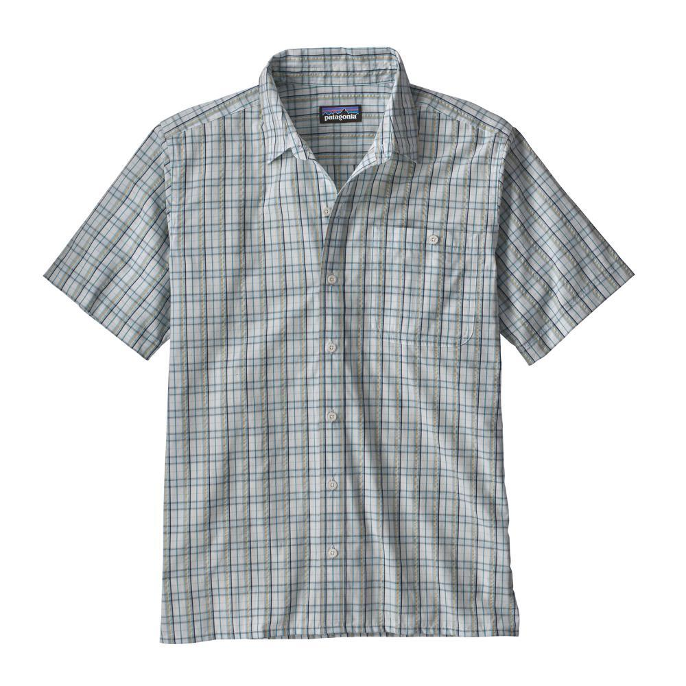 Patagonia Men's Puckerware Shirt PIBW_BWHT