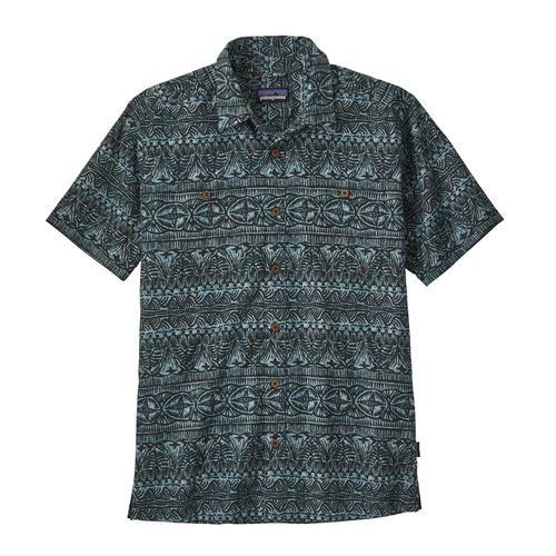 Patagonia Men's Back Step Shirt Twib_blk