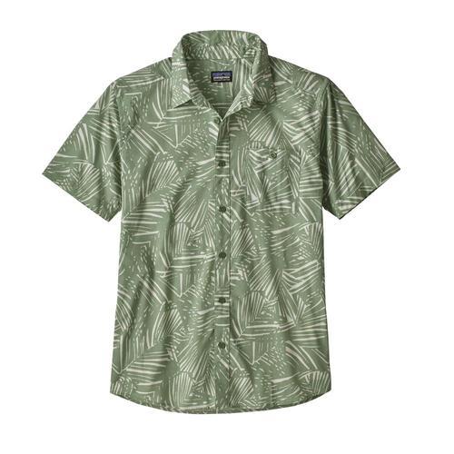 Patagonia Men's Go To Shirt Rfmg_mgrn