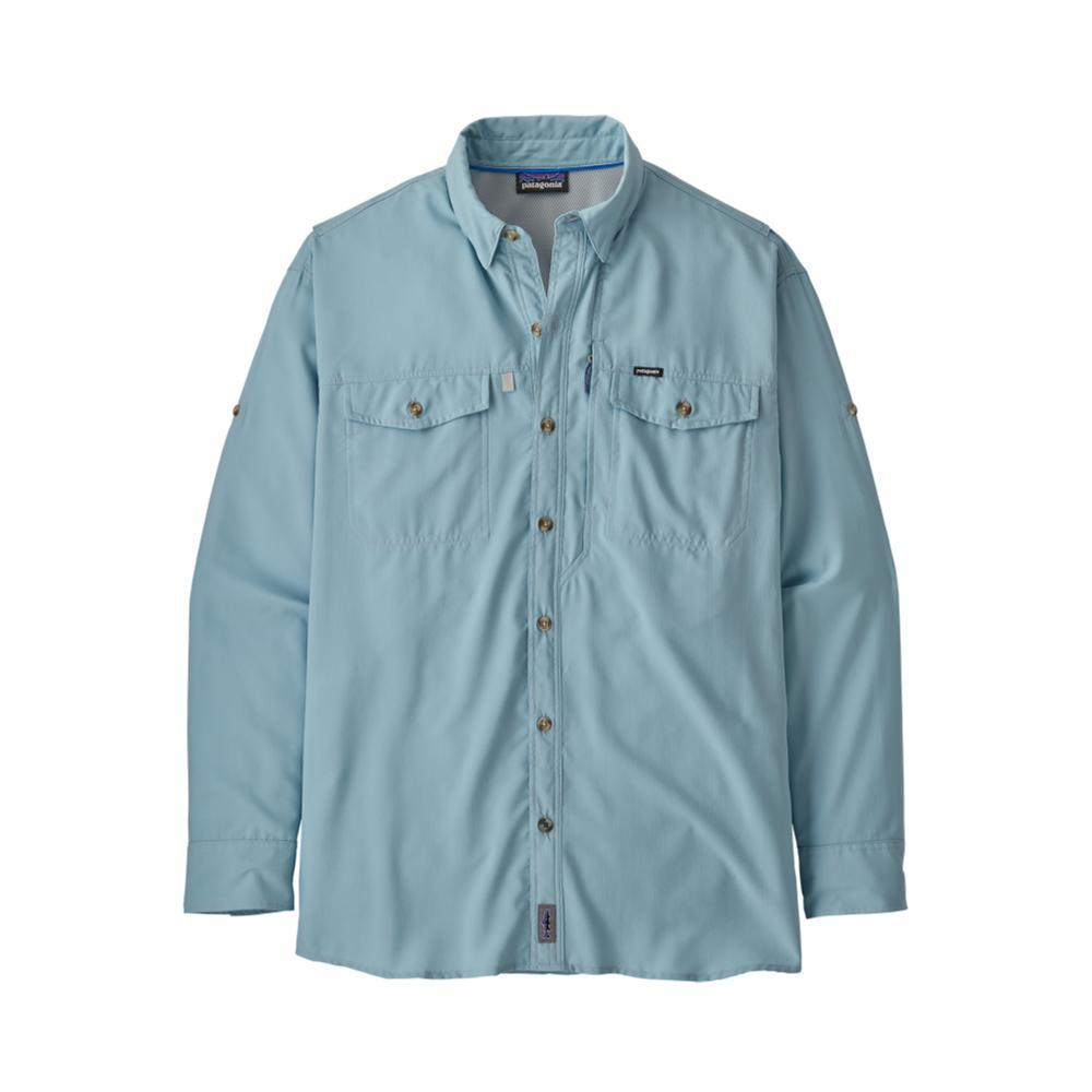 Patagonia Men's Long Sleeved Sol Patrol II Shirt BLUE_BSBL