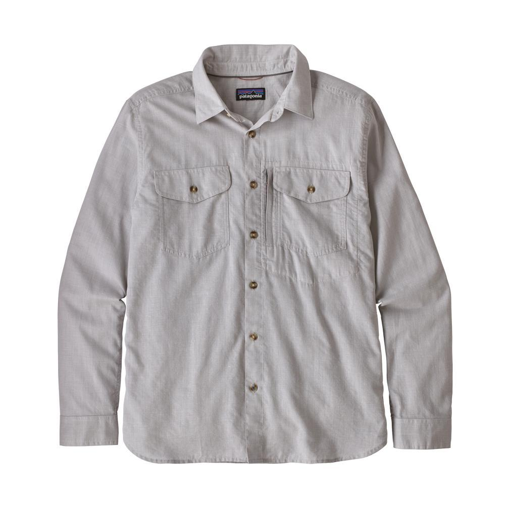 Patagonia Men's Long Sleeved Cayo Largo II Shirt CHFG_FGRY