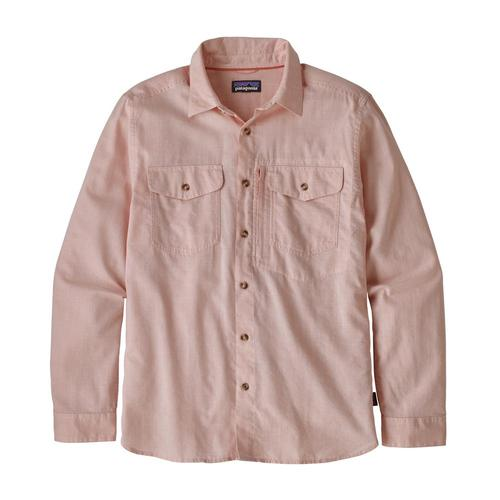 Patagonia Men's Long Sleeved Cayo Largo II Shirt Cpsb_pch