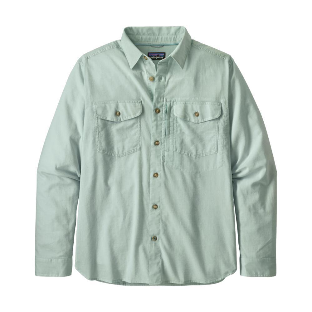 Patagonia Men's Long Sleeved Cayo Largo II Shirt SKYBLUE_CYBL