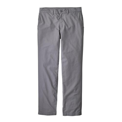 Patagonia Men's Lightweight All-Wear Hemp Pants - 32in inseam Fea_grey