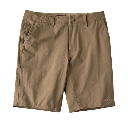 Patagonia Men's Stretch Wavefarer Walk Shorts - 20in Asht_tan