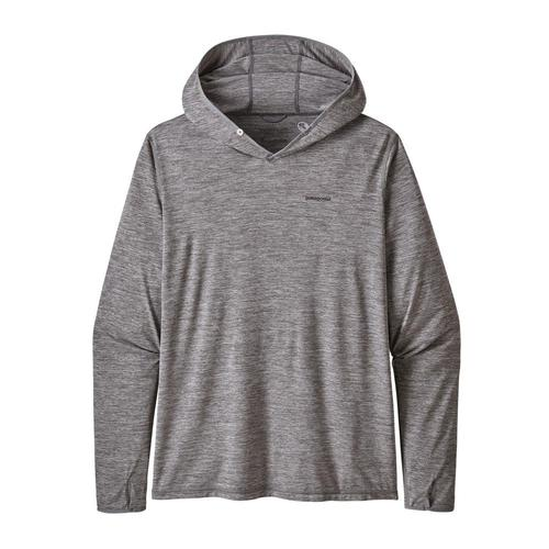 Patagonia Men's Tropic Comfort Hoody II Fea_grey