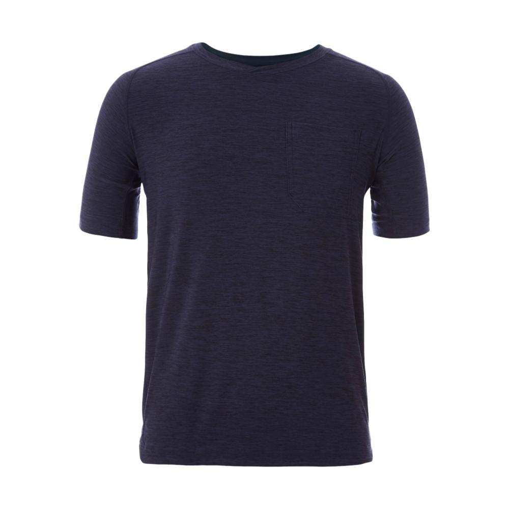 Royal Robbins Men's Tech Travel Tee BLUEHTHR