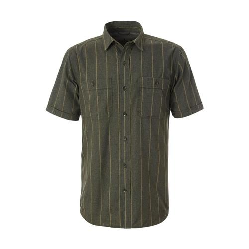 Royal Robbins Men's Vista Dry Short Sleeve Shirt Loden