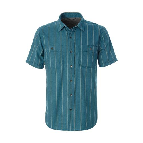 Royal Robbins Men's Vista Dry Short Sleeve Shirt Smblue