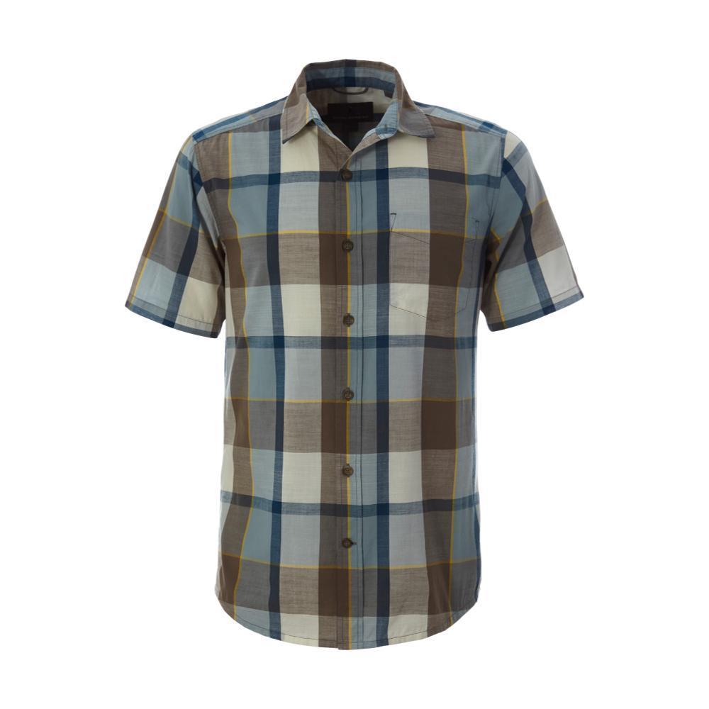 Royal Robbins Men's Sawtooth Short Sleeve Shirt FALCON