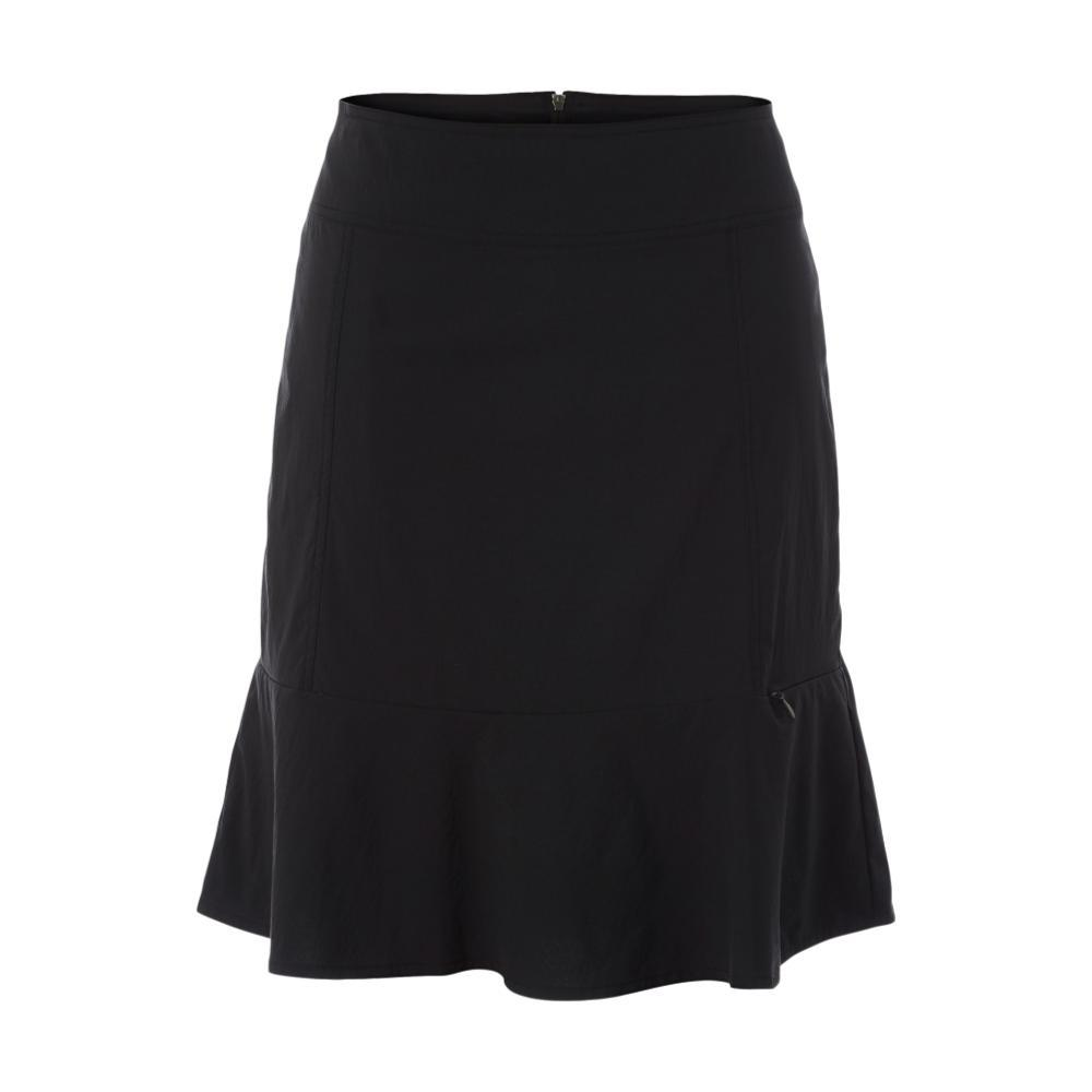 Royal Robbins Women's Discovery II Skirt JETBLACK