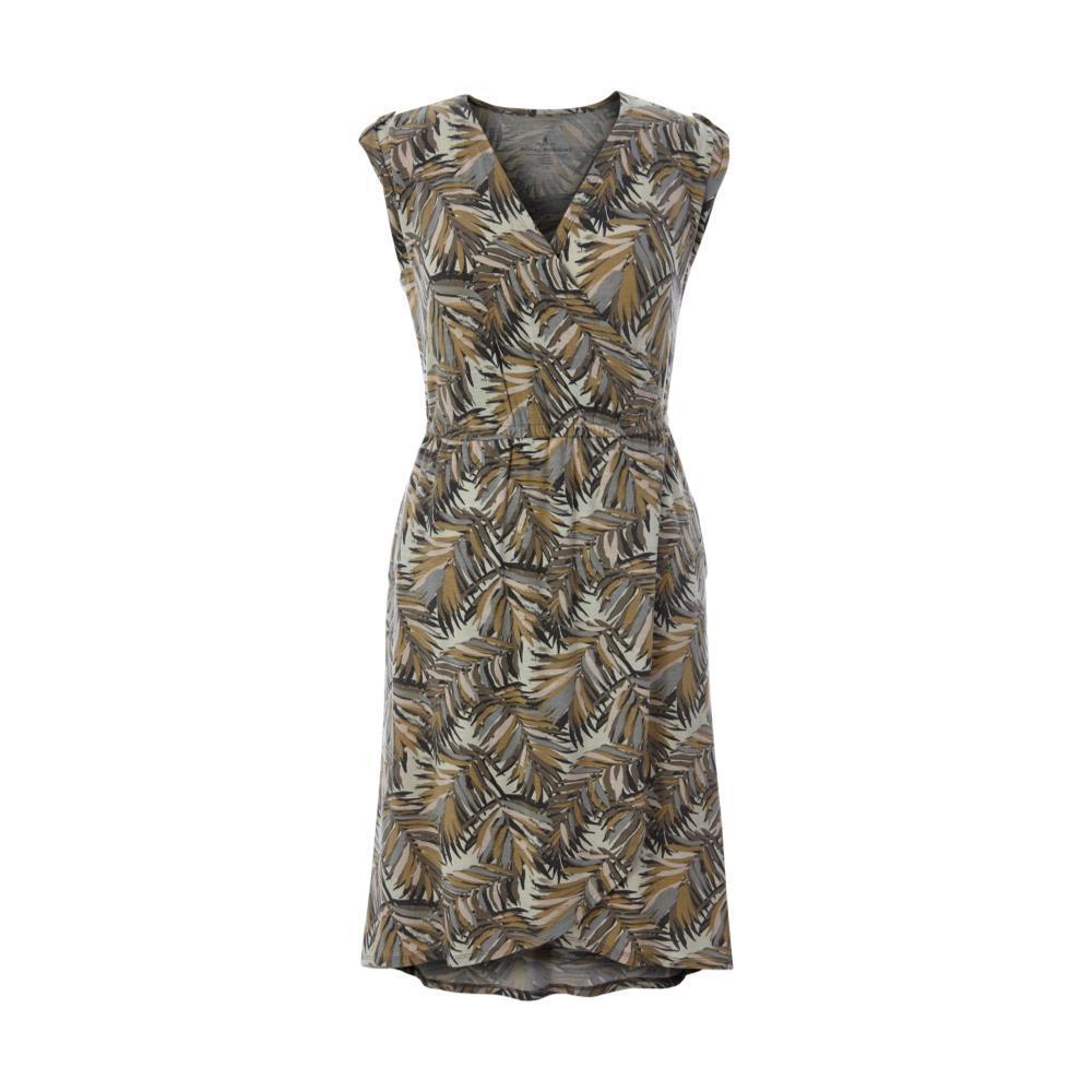Royal Robbins Women's Noe Cross-Over Dress LTTAUPE