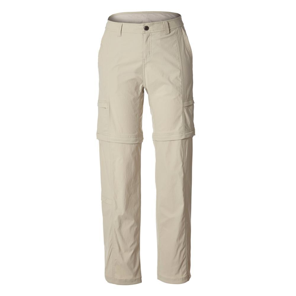 Royal Robbins Women's Discovery Zip N'Go Pants – 29in Inseam SANDSTONE